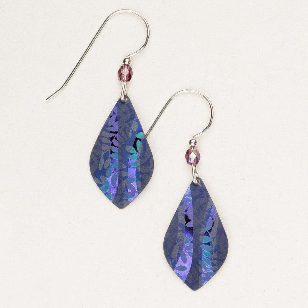 Purple Riverwind Earrings