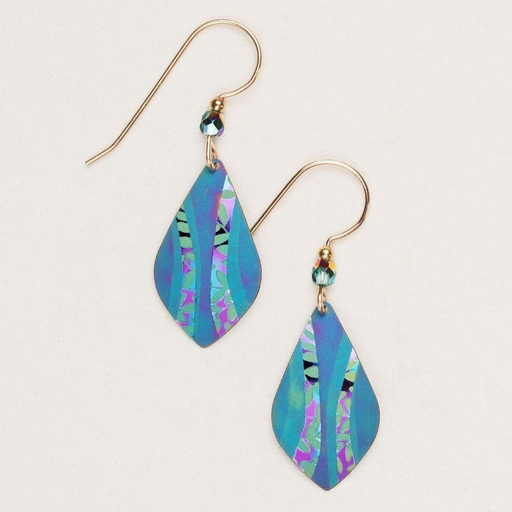Turquoise Riverwind Earrings