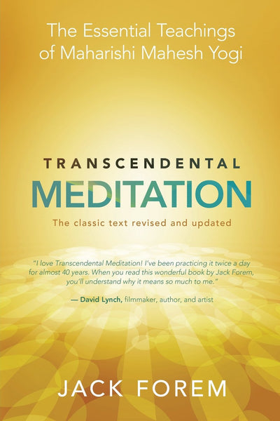 Transcendental Meditation: The Essential Teachings - Mansfield Nutrition