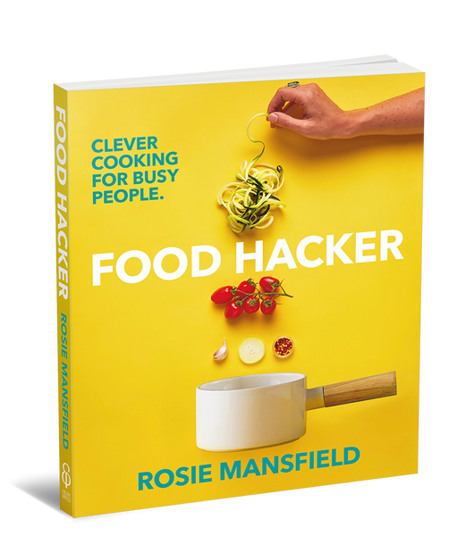 Food Hacker Cookbook© - rosiemansfield