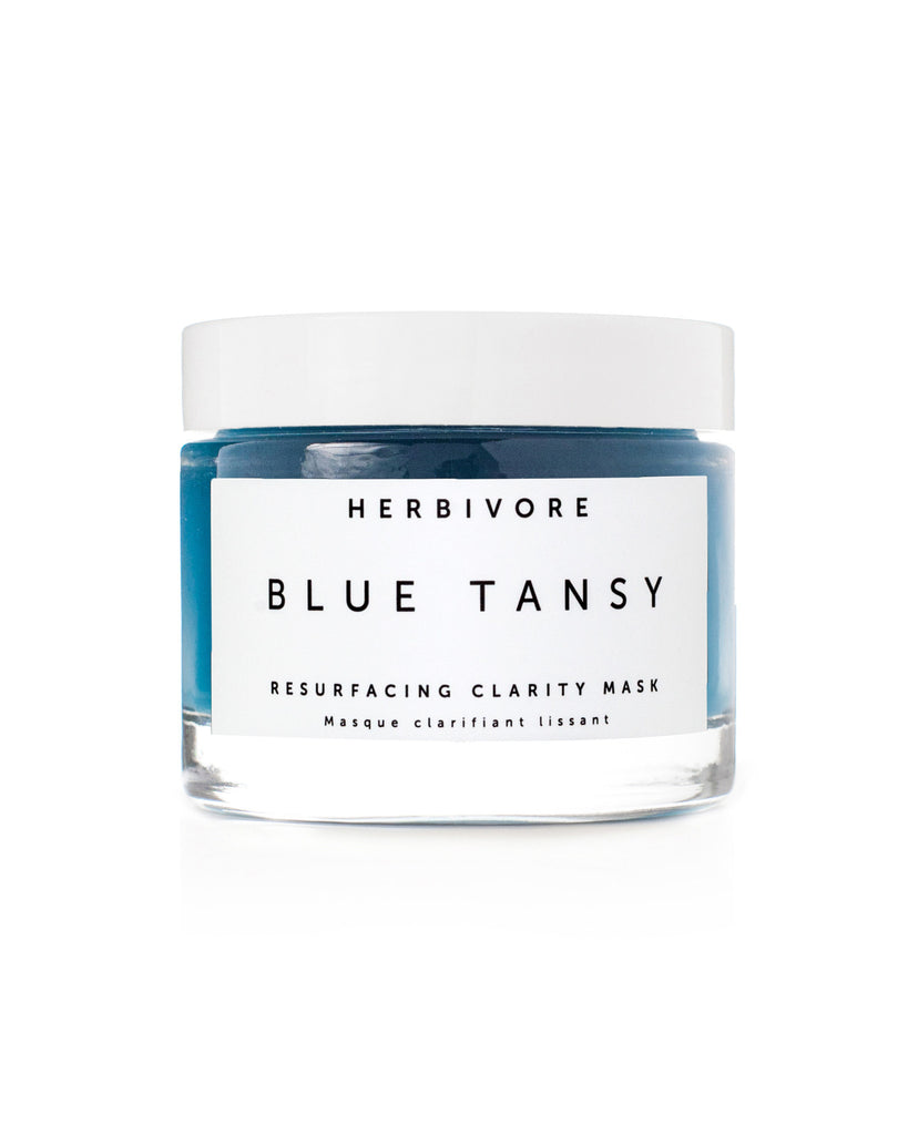 Herbivore Blue Tansy Clarity Mask