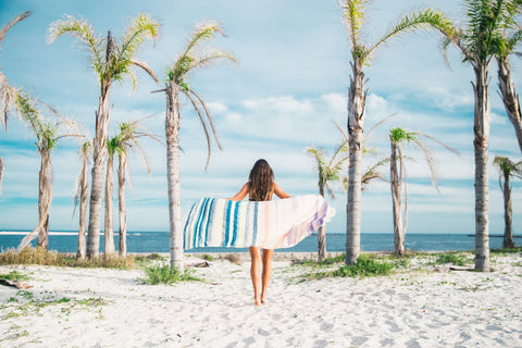 Summer Dreams Beach Towel
