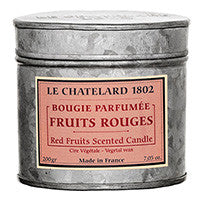Le Chatelard 1802 Red Fruits Candle