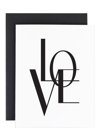 "'LOVE""...Greeting Card"