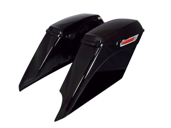 BAGGER BROTHERS COMPLETE EXTENDED SADDLEBAG KIT