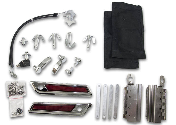 Saddlebag Hardware/Latch/Hinge Kit for 2014-2016 Harley Davidson