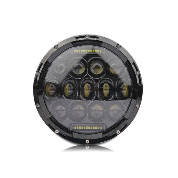 "CYRON BEAST 75W 7"" LED HEADLIGHT FOR HARLEY-DAVIDSON® TOURING MODELS"