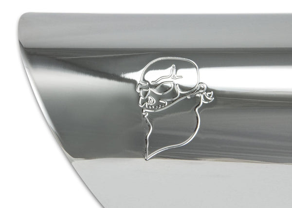 KSO Extended Tip for Python Rayzer Exhaust (Chrome or Shiny Black)