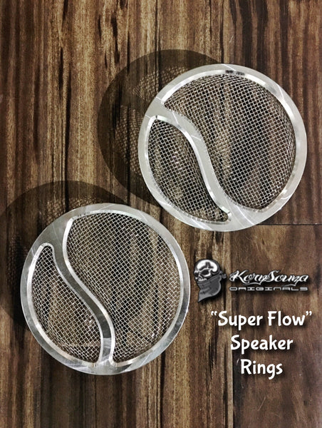 "KSO ""Super Flow"" Speaker Rings"