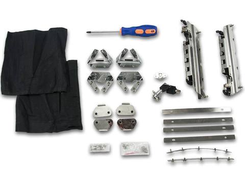 Saddlebag Hardware/Latch/Hinge Kit for 1993-2013 Harley Davidson