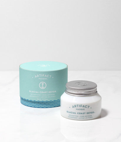 Glacial Coast Detox - Face Masque