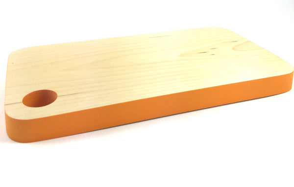 Mini Cutting/Charcuterie Board - Orange