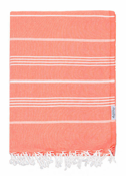 Everyday Family Beach Blanket - Coral