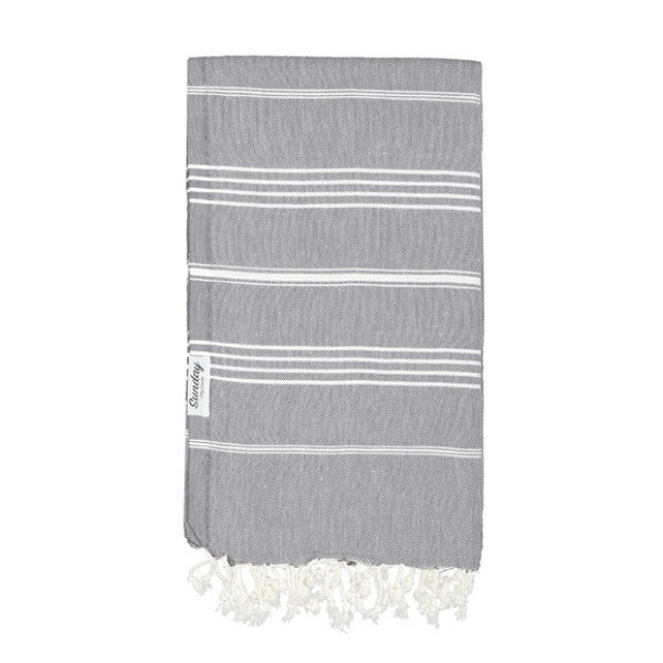 Everyday Standard Towel - Charcoal