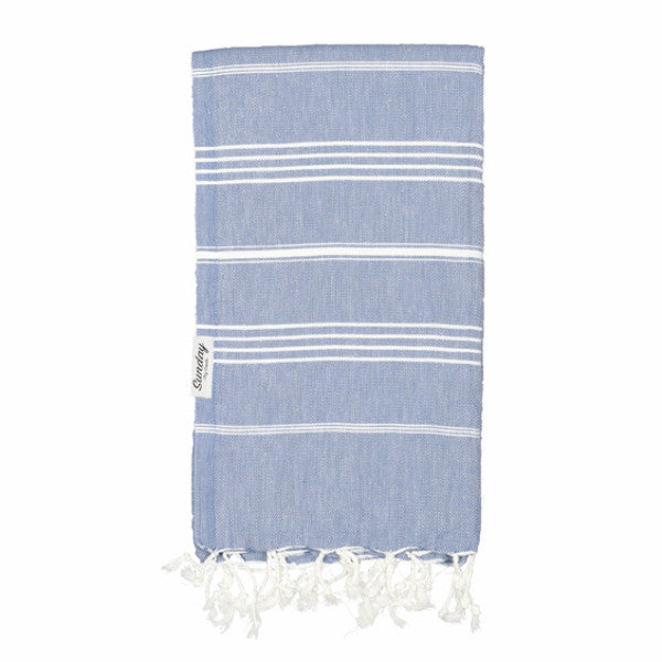 Everyday Standard Towel - Denim