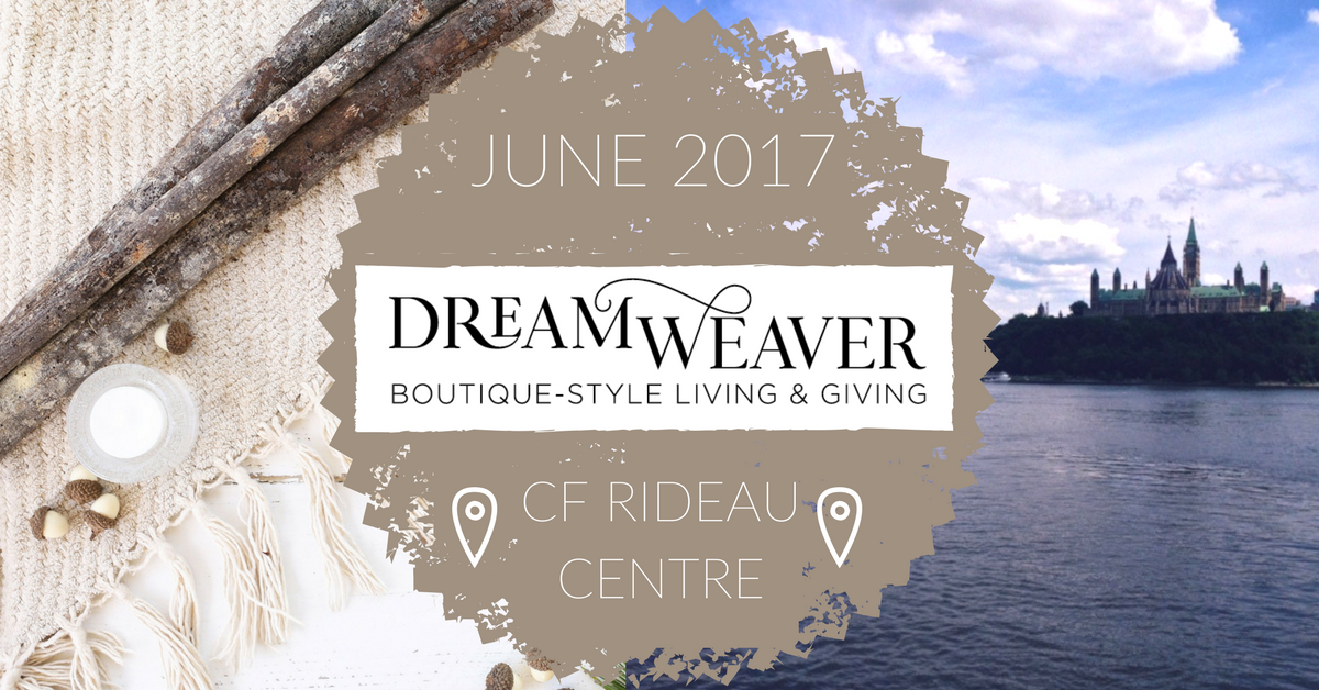 Rideau Centre | Canada 150 | Dream Weaver Gifts & Boutique