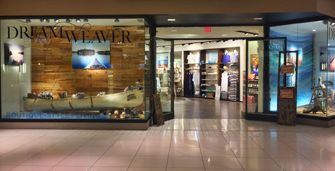 Dream Weaver Boutique Rideau Centre | Ottawa Canada
