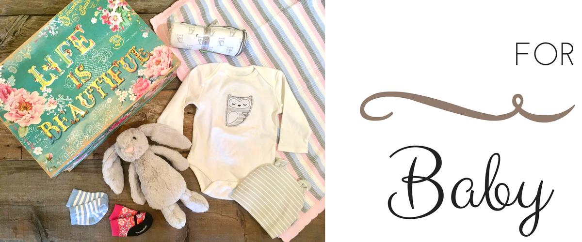 Canadian Baby Gifts | Dream Weaver Boutique Ottawa | Gift Delivery