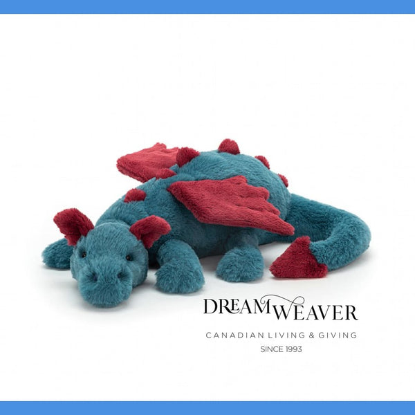 Dexter Dragon Large | Jellycat Jellycat
