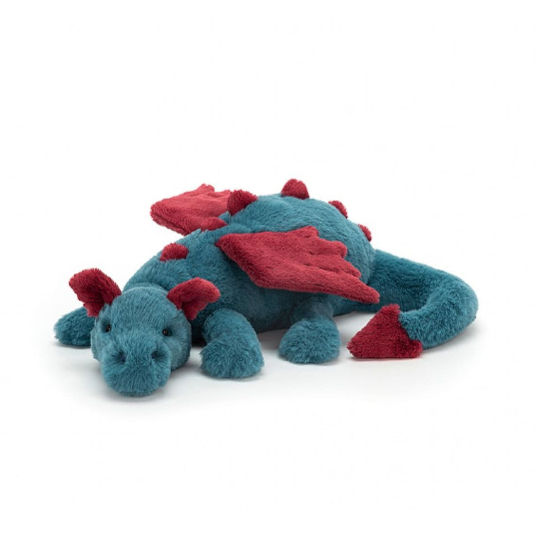 Dexter Dragon Medium | Jellycat Jellycat