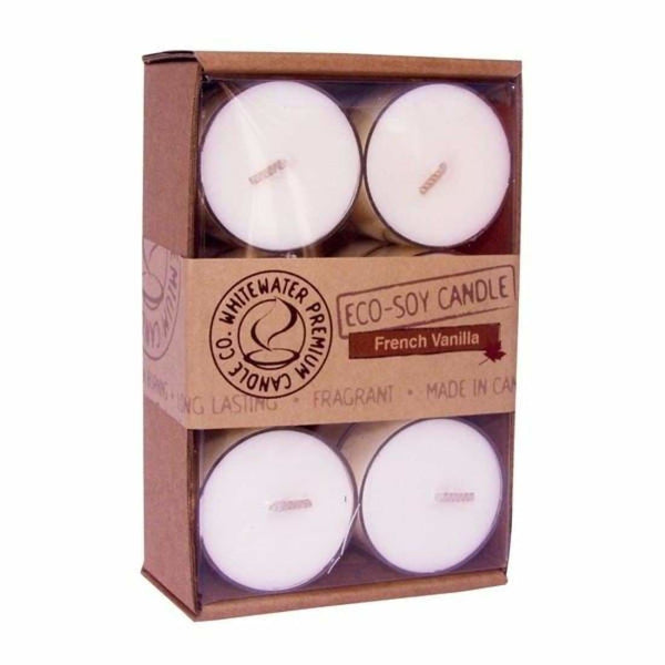 Hot Apple Pie Tealights | Whitewater Candle Co. Candles