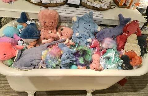 Under The Sea Jellycat