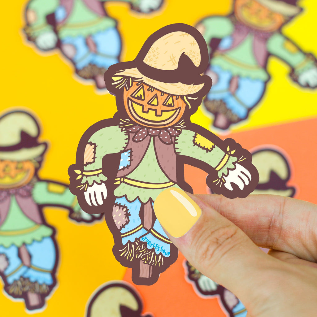 scarecrow-halloween-vinyl-sticker-decal-fall-laptop-stickers-water-bottle