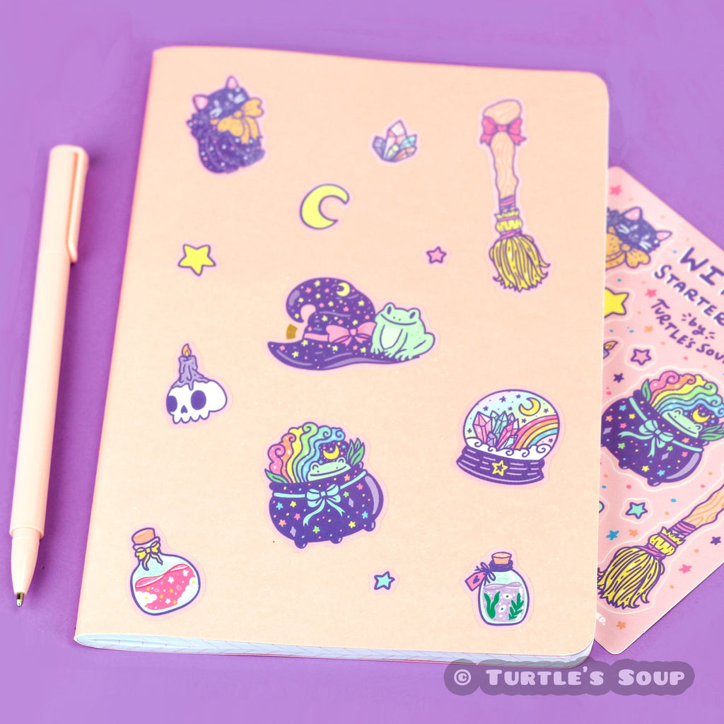 witchy-stickers-laptop-decals-binder-journal-phone-tablet