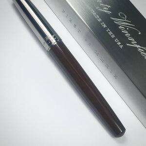 The First of 2019 Titanium and Vespel Fountain Pen