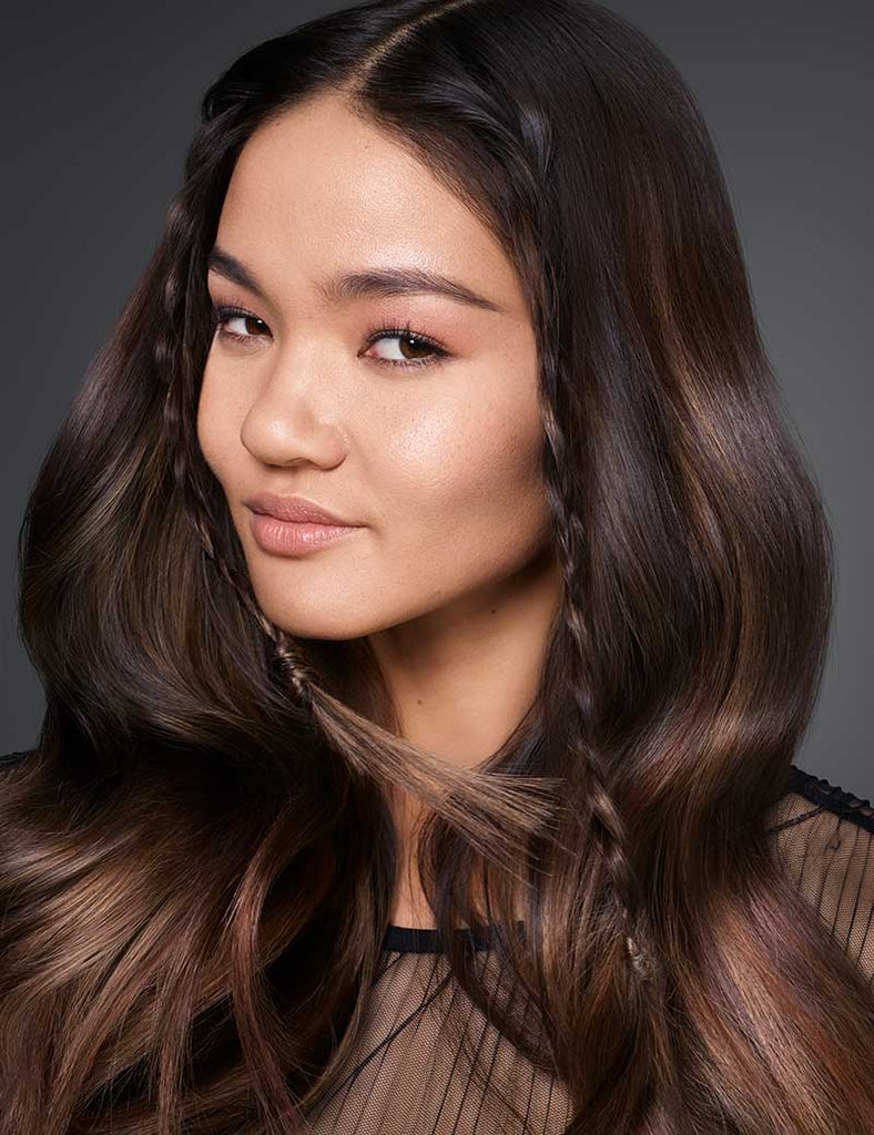 REDKEN - Get The Look- Face Framing Braids With Loose Soft Waves