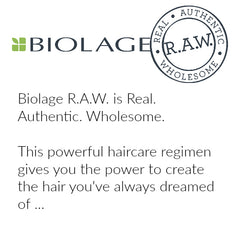 Biolage RAW Hair Products