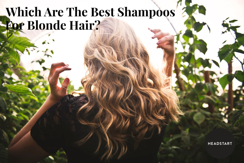 best shampoo for blonde hair