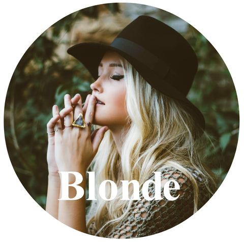 Blonde Hair Care