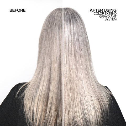 COLOR EXTEND GRAYDIANT SHAMPOO FOR GRAY HAIR