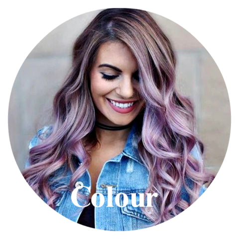 Hair products for coloured hair