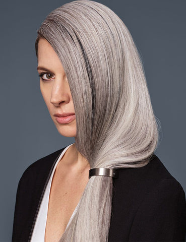 Silver Hair Colour Trends From Redken – Headstart