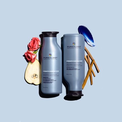 Pureology Strength Cure Blonde Shampoo & Conditioner