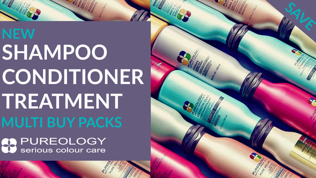 Pureology Multi Buy Bundle Packs