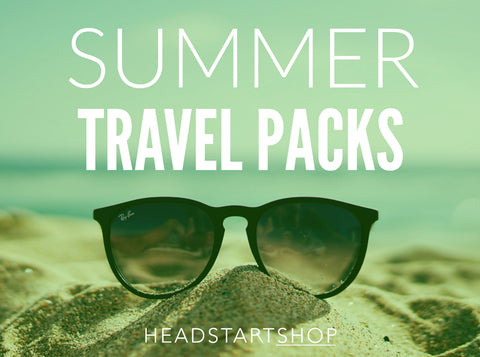 Summer Travel Packs