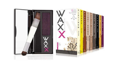 WAXX Mineral Powder Re-growth Cover Up