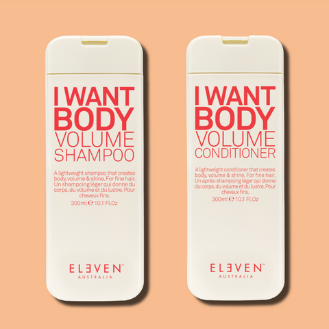 Eleven I Want Body