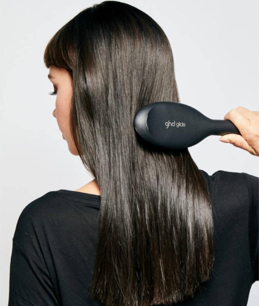 ghd How To - Second Day Smooth