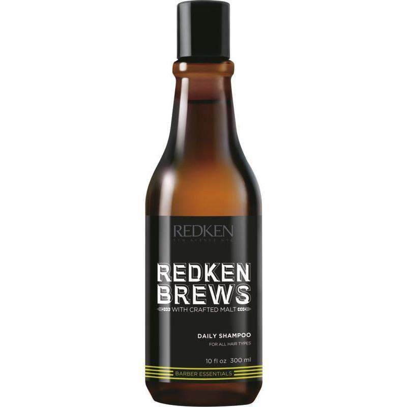 Redken Brews Daily Shampoo 300ml - Headstart