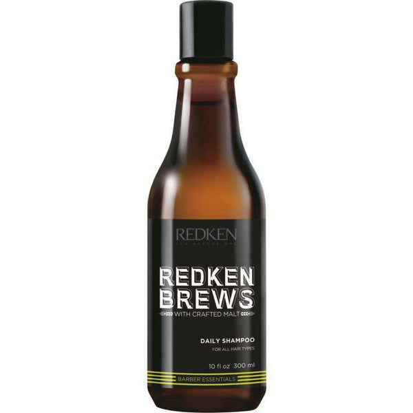 [headstart]:Redken Brews Daily Shampoo 300ml