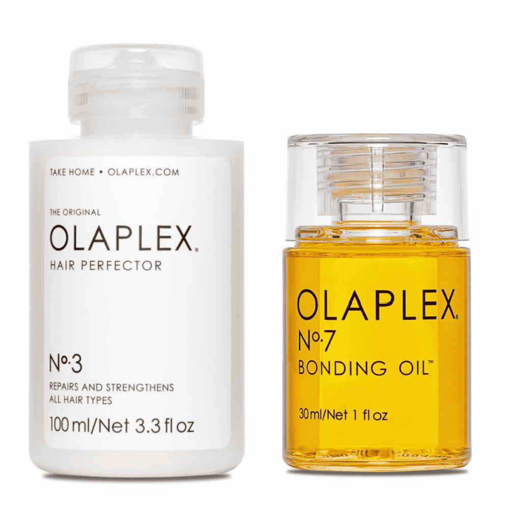 Olaplex No.3 Treatment & No.7 Bonding Oil Duo