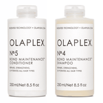 Olaplex No.4 Shampoo & No.5 Conditioner Duo