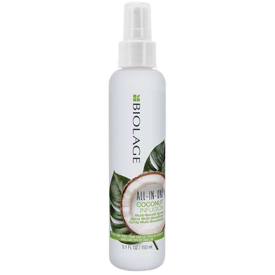 Matrix Biolage All-In-One Coconut Infusion Multi-Benefit Treatment Spray 150 ml