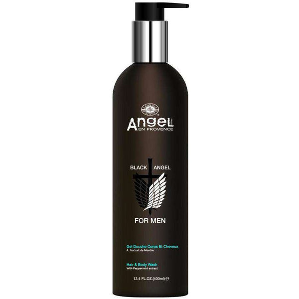 [headstart]:Black Angel Hair & Body Wash 400ml
