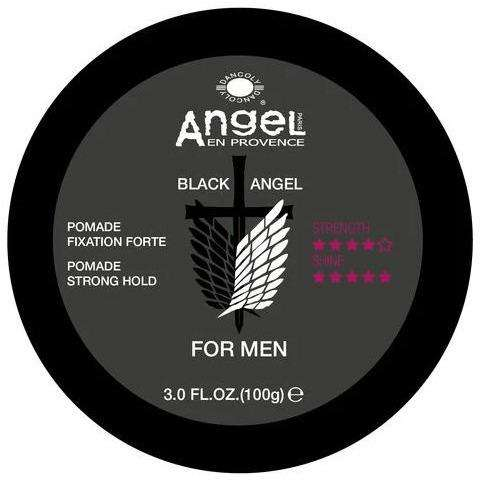 [headstart]:Black Angel Pomade (Strong Hold) 100g