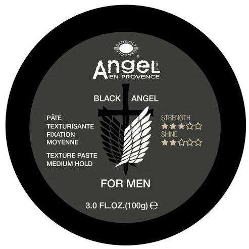 [headstart]:Black Angel Texture Paste (Medium Hold) 100ml